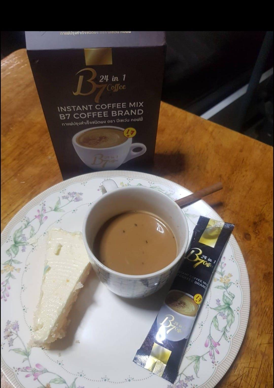 ทานกาแฟเพื่อสุขภาพ B7 Coffee